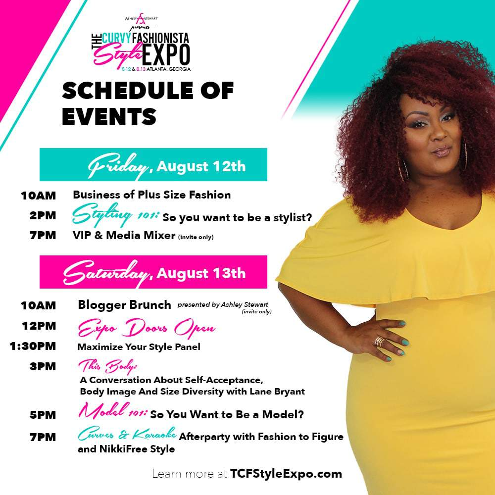 TCFStyle Expo Get Ready