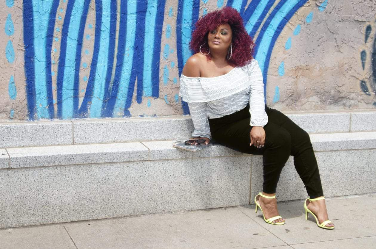 My Style: 3 Ways To Rock Black Jeans and My Old Navy Denim Campaign!