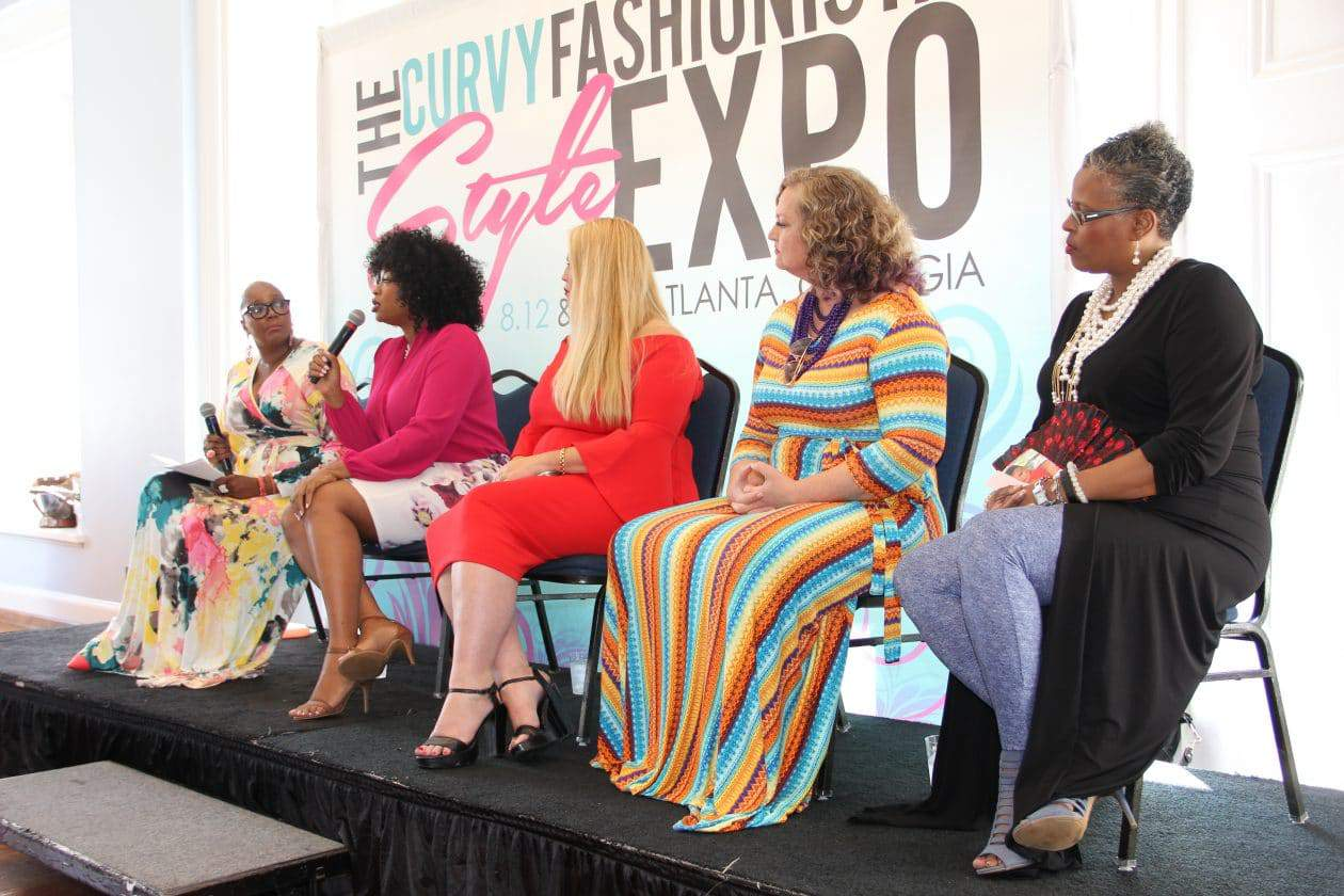 2016 TCFStyle Expo Modeling the Plus Size Industry