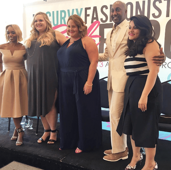 2016 TCFStyle Expo Plus Size Styling