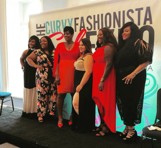 2016 TCFStyle Expo Business of the Plus Size Industry Panel