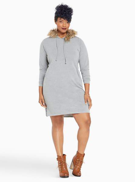 Torrid Drops Empire Collection-Posha Dress