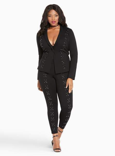 Torrid Drops Empire Collection-Cookie Suit