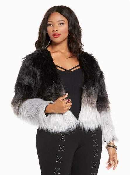 Torrid Drops Empire Collection-ombre jacket