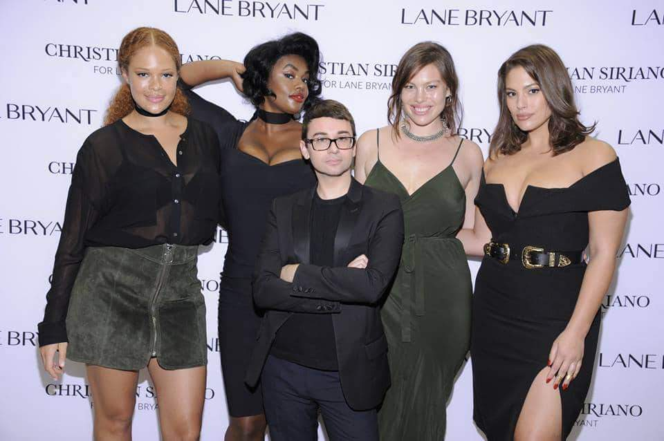 20 Amazing Moments from #NYFW that proves #Plussizegirlsrock!
