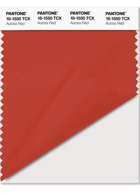 Aurora Red Pantone