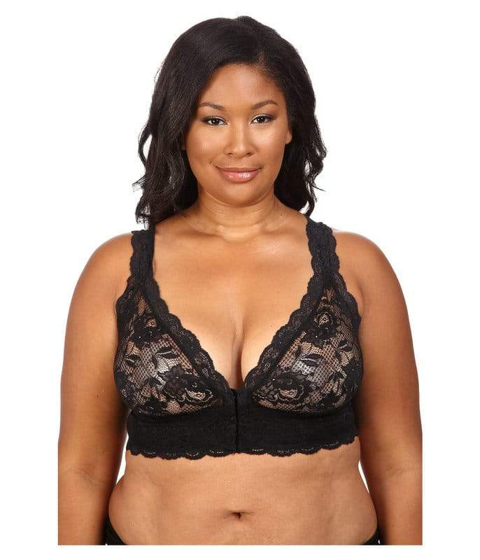 Cosabella Plus Size Never Say Never Front Closure Bra
