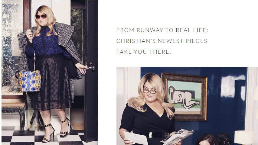 Our Faves from the Christian Siriano for Lane Bryant Fall Collection!