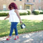 Marie Denee- The Curvy Fashionista in Curvy Sense plus size