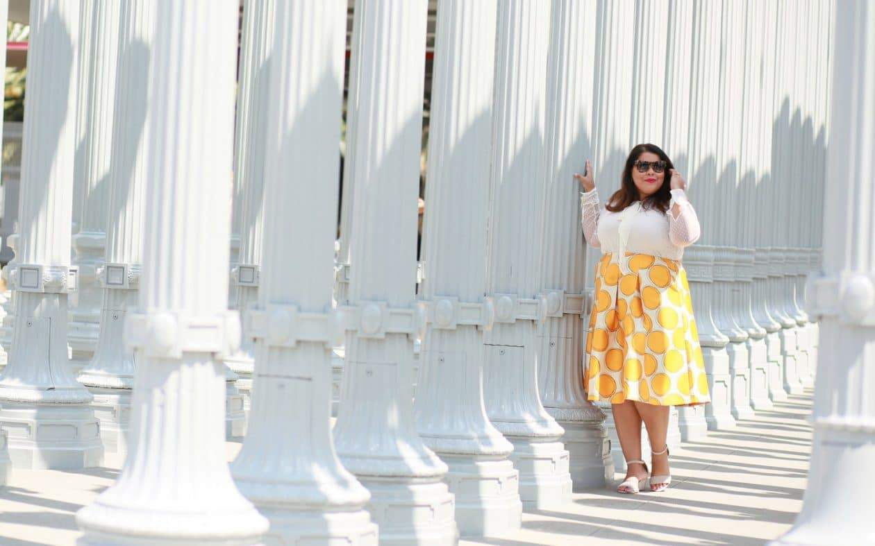 Fashion Blogger Spotlight:  Darlene of Suits, Heels, and Curves