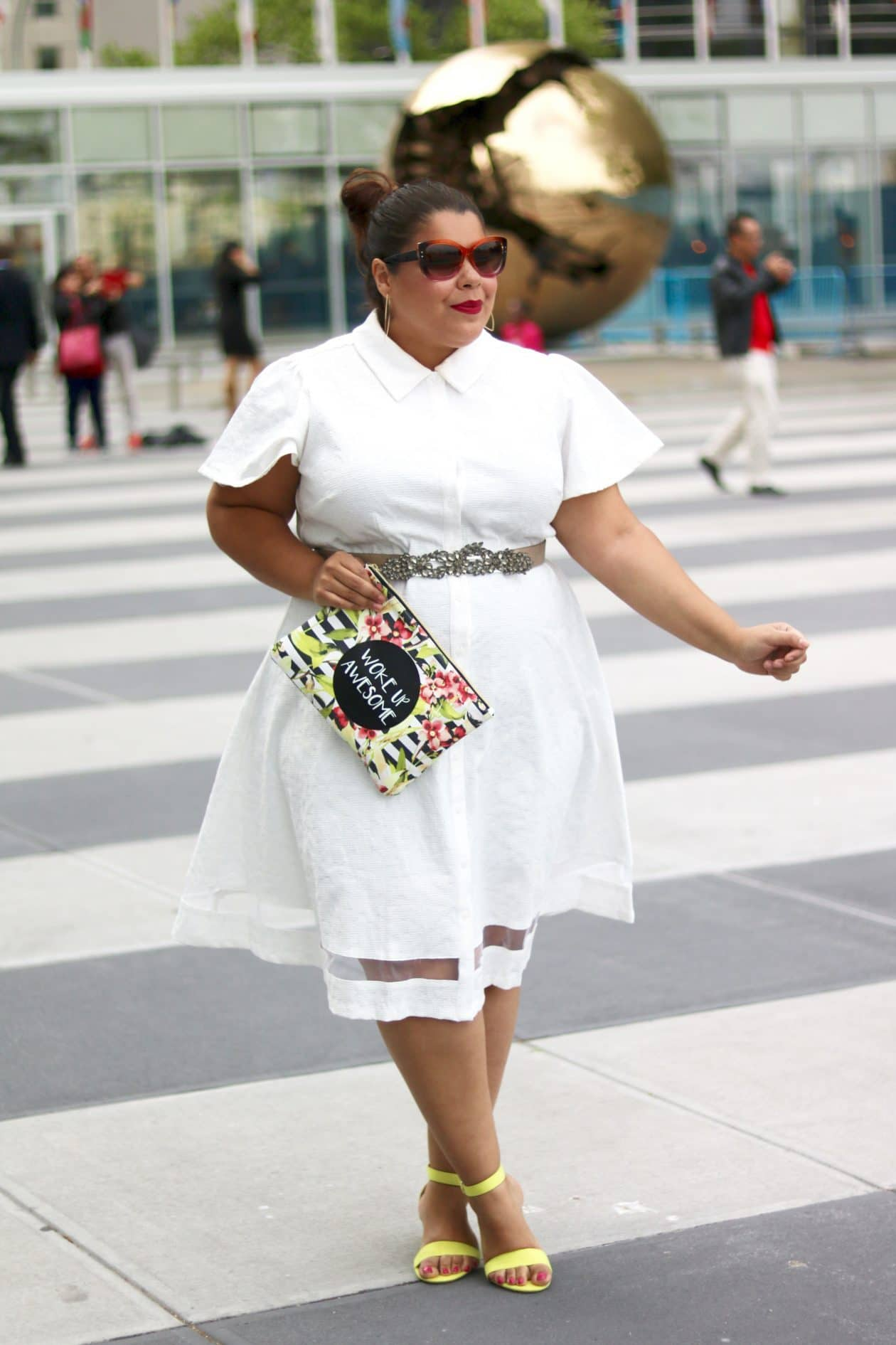 Meet Plus Size Blogger, Darlene of Suit, Heels, and Curves!!