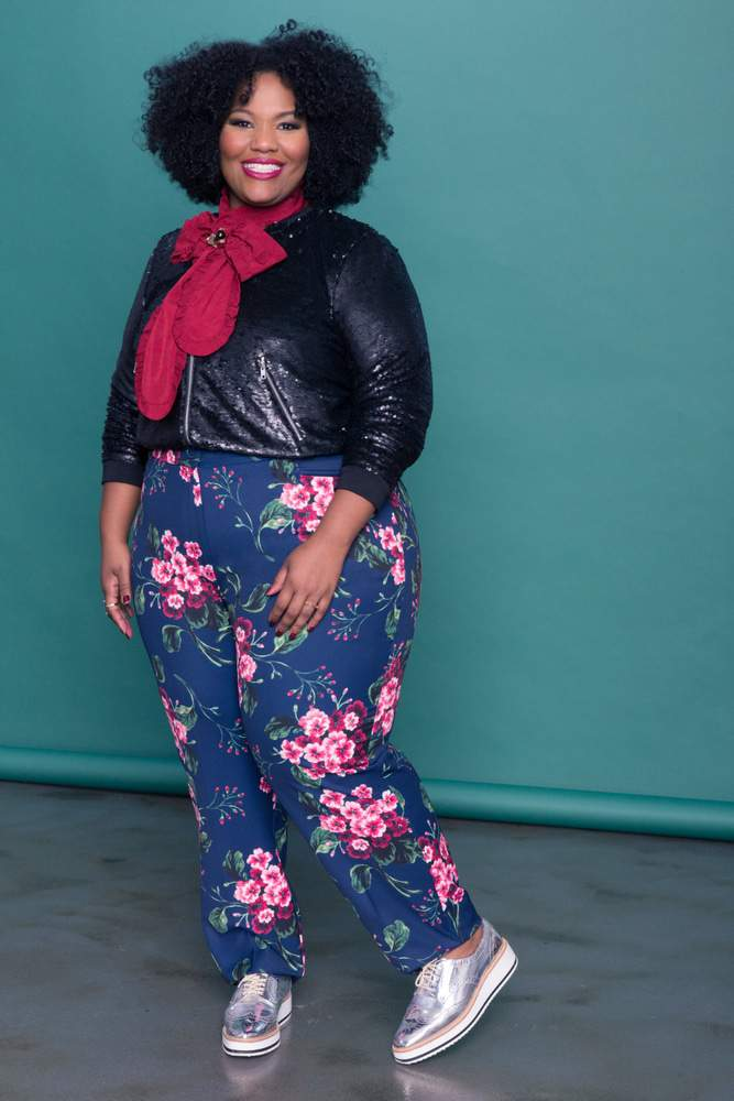 Eloquiis Viola Fit for the Plus SIze Woman with fuller hips