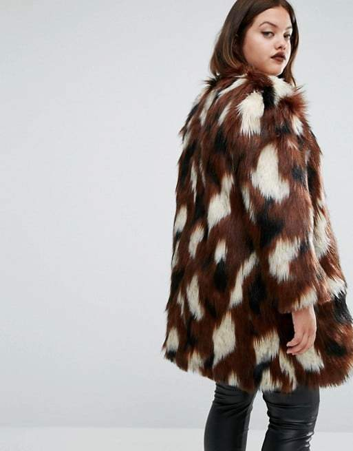 looking for a faux fur jacket for the fall? here are 20 foxy faux