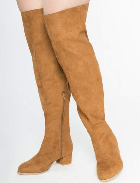 8ed667120 Here are 13 Must Have Wide Calf Knee High   Higher Boots!