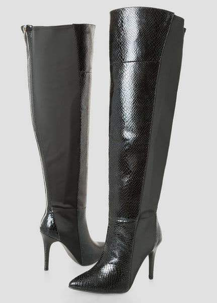 f3d002402e2 Here are 13 Must Have Wide Calf Knee High   Higher Boots!