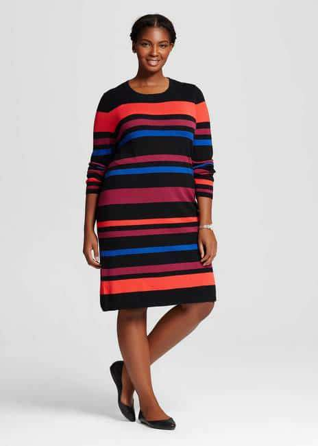 c3c501aac40b0 18 Top Picks For Plus Size Sweater Dresses!
