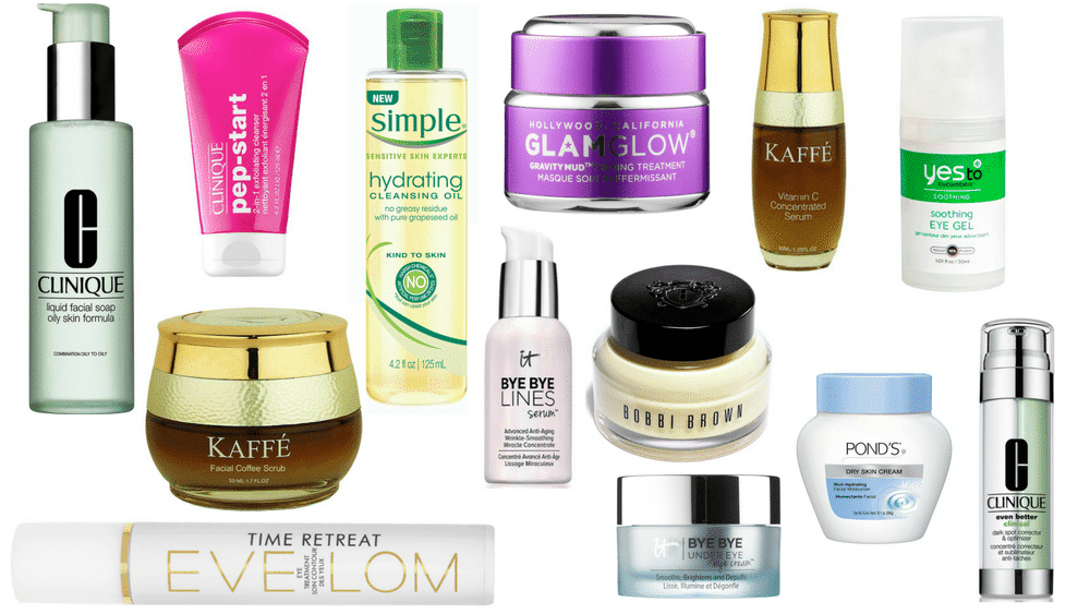 #TCFBeauty: All the Products You Need to Prep Your Skin for Fall!