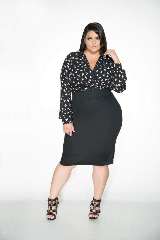 Plus Size Designer: Twelve26 and the Fall Collection