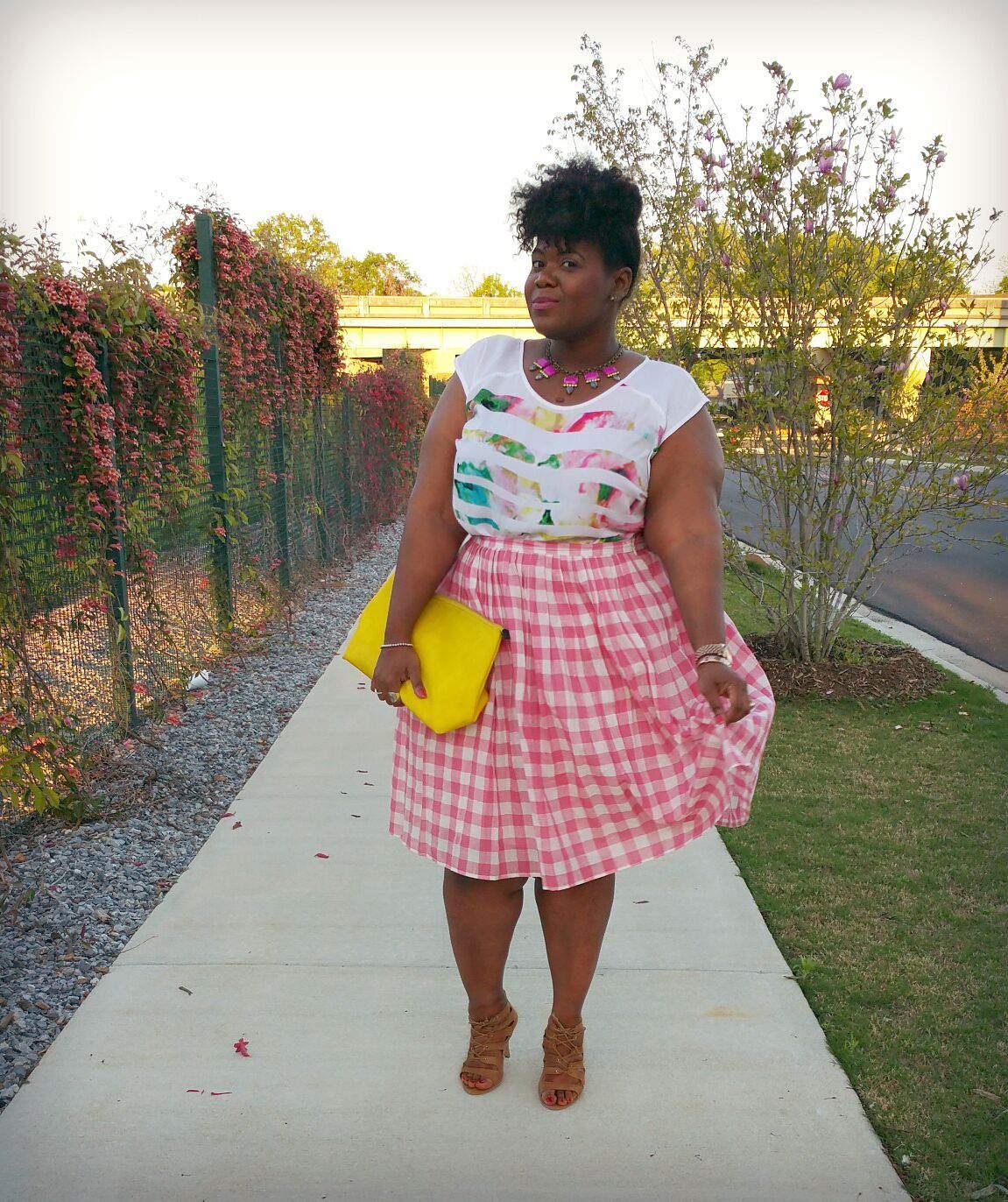 Meet Plus Size Style Blogger, Pepper of PrettyPlusPep