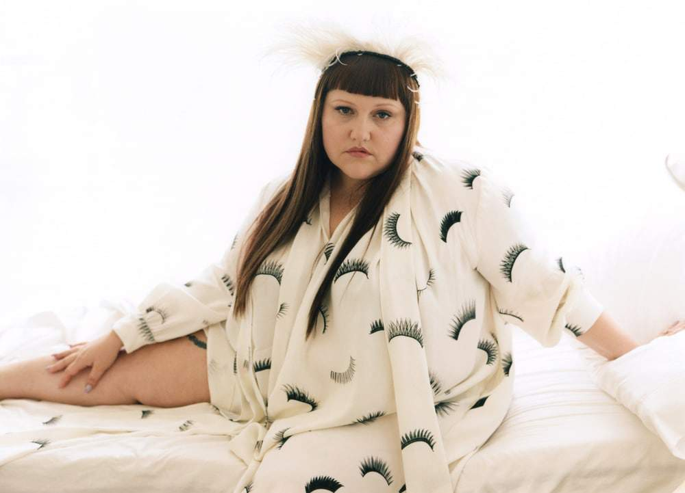 Beth Ditto Plus Size Winter Collection