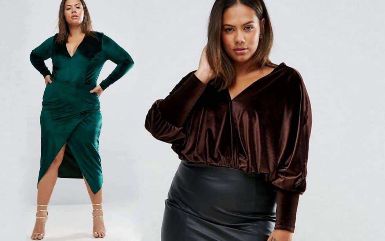 Ready for the Holidays? Here are 15 Plus Size Velvet Pieces to Rock Now!
