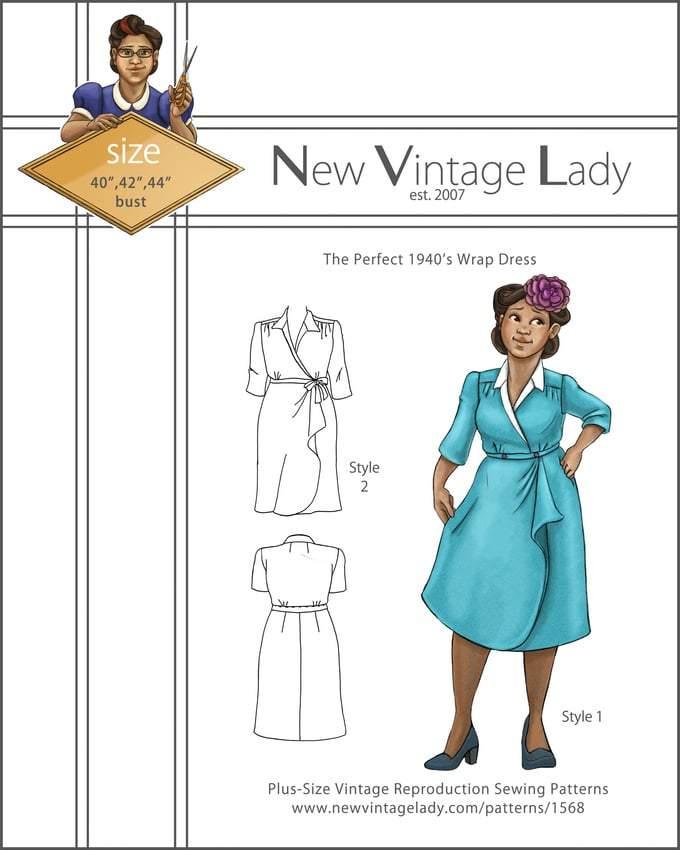 New Vintage Lady1