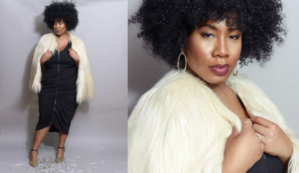 Inspired: Blogger Kelly Augustine Fashions her Own Holiday Lookbook