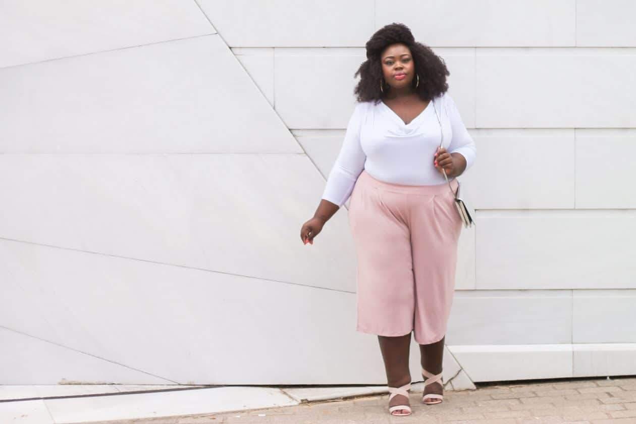 Plus Size French Blogger Gaelle Prudencio 2