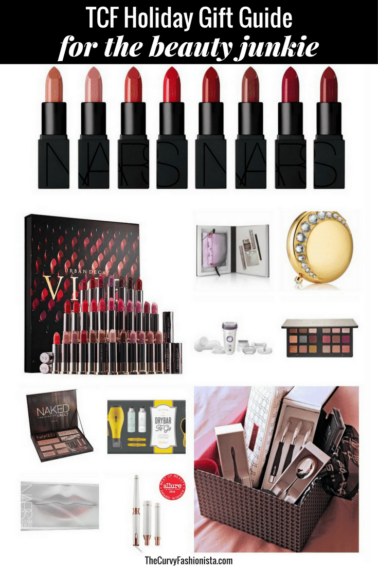 TCF Holiday Gift Guide- Beauty Junkie