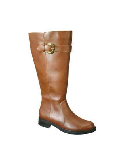 David Tate Women's Harper Extra/Super Wide Calf Boot