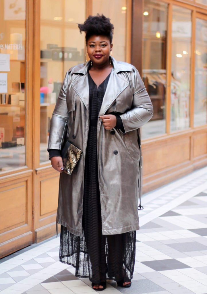 Meet Plus Size Style Blogger, Gaelle of Gaelle Prudencio