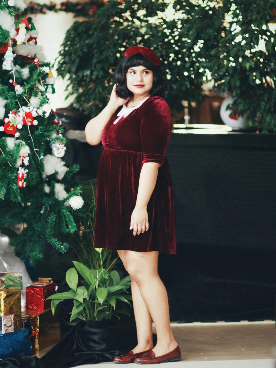 Meet Plus Size Style Blogger, Ragini of A Curious Fancy