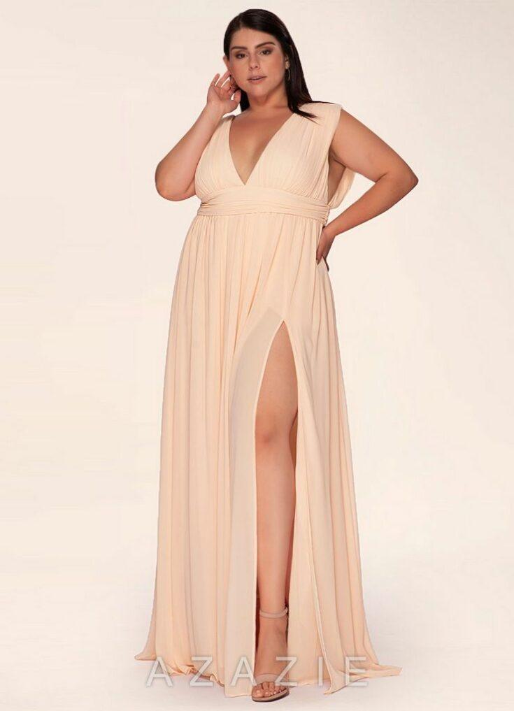 Angel Blush Maxi Dress
