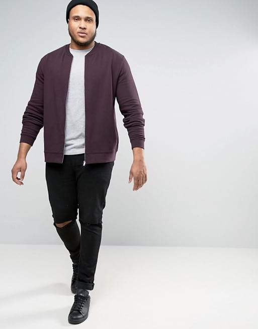 asos launches the plus size men collection! | the curvy fashionista