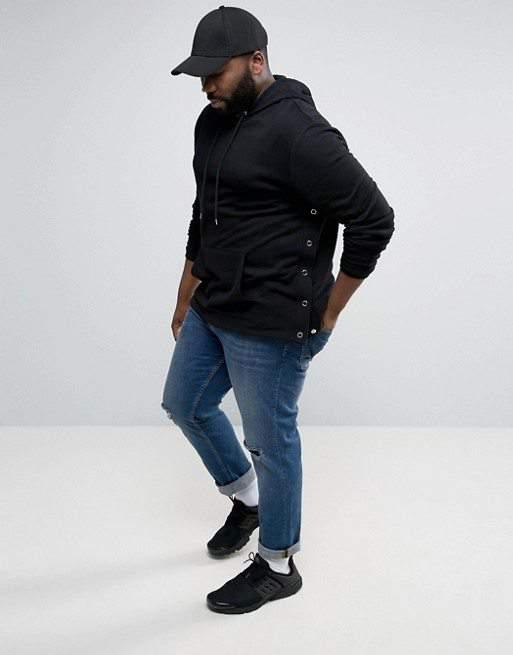 Asos Launches The Plus Size Men Collection