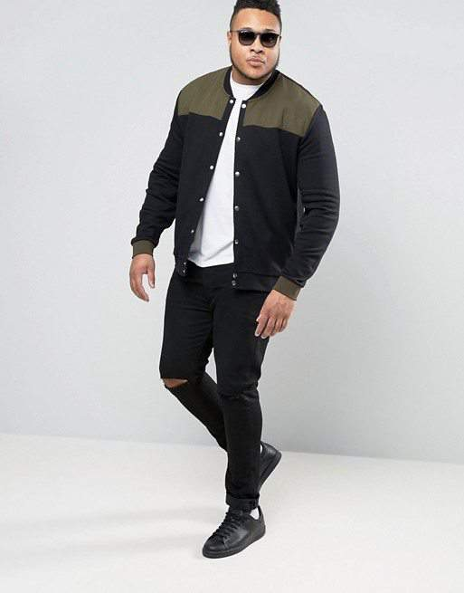 edf385cca4f ASOS Launches the Plus Size Men Collection!