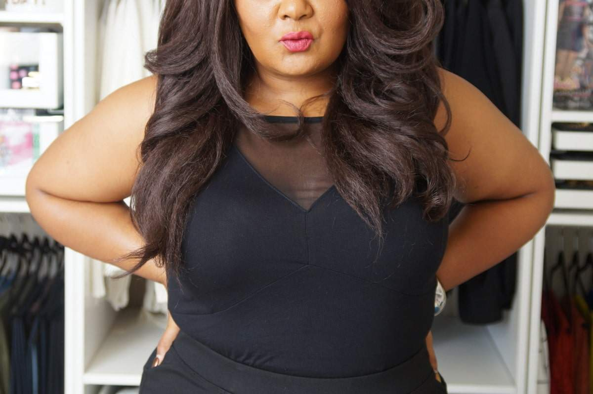 My Style: Playing in the New Curvy Collection from Catherine's for the Holiday