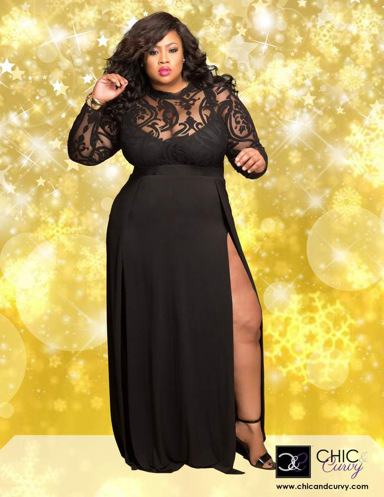 c91e8ce860a8d First Look  Chic   Curvy Holiday Collection