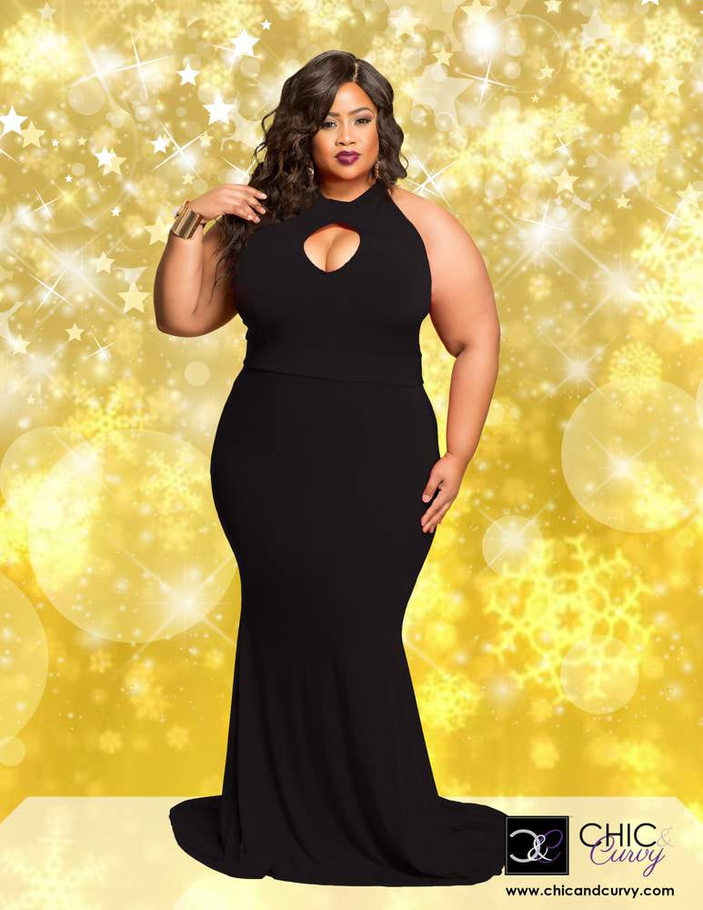 Chic and Curvy Plus Size Holiday Lookbook