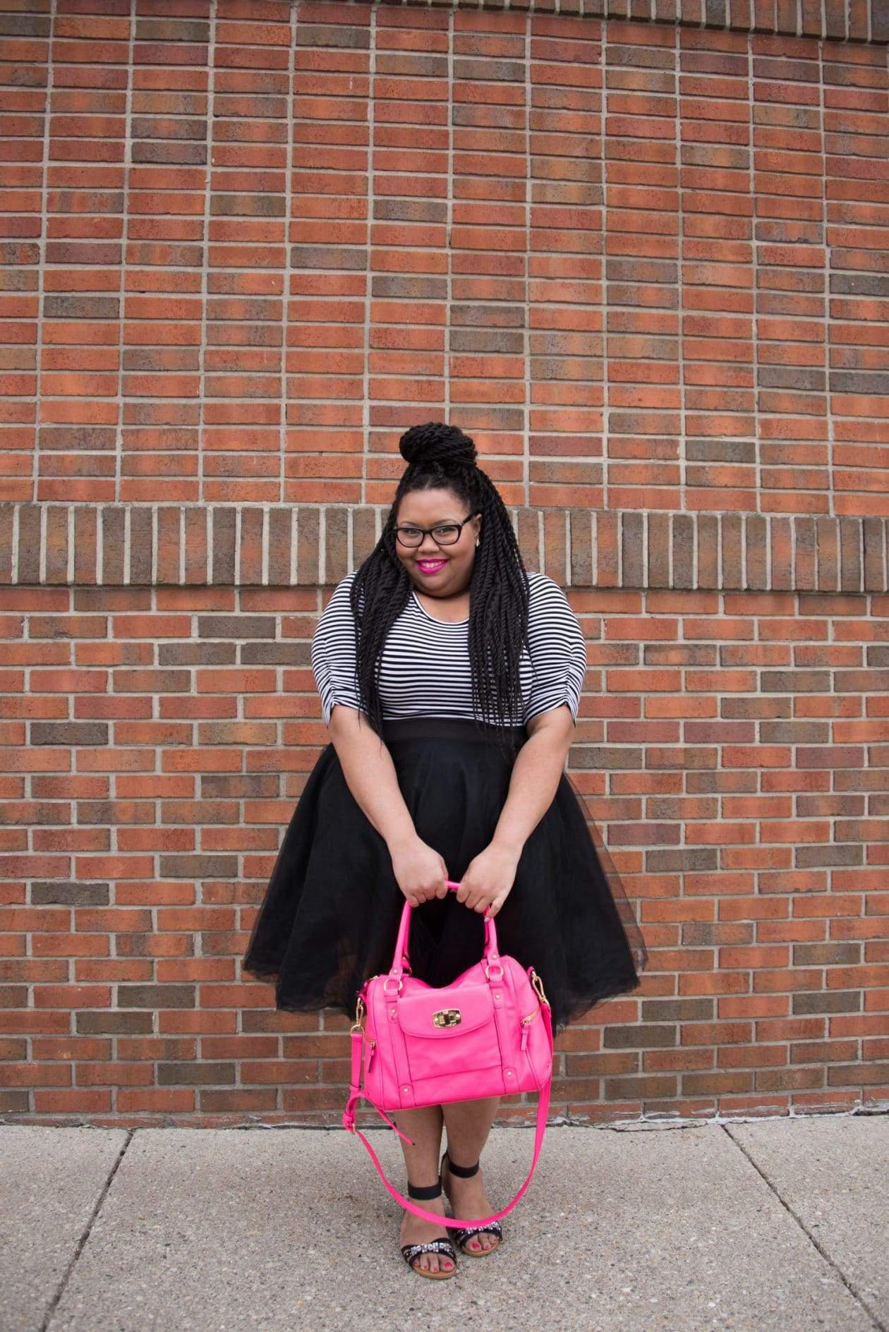 Meet Plus Size Fashion Blogger, Sierra of Eclectic Kurves
