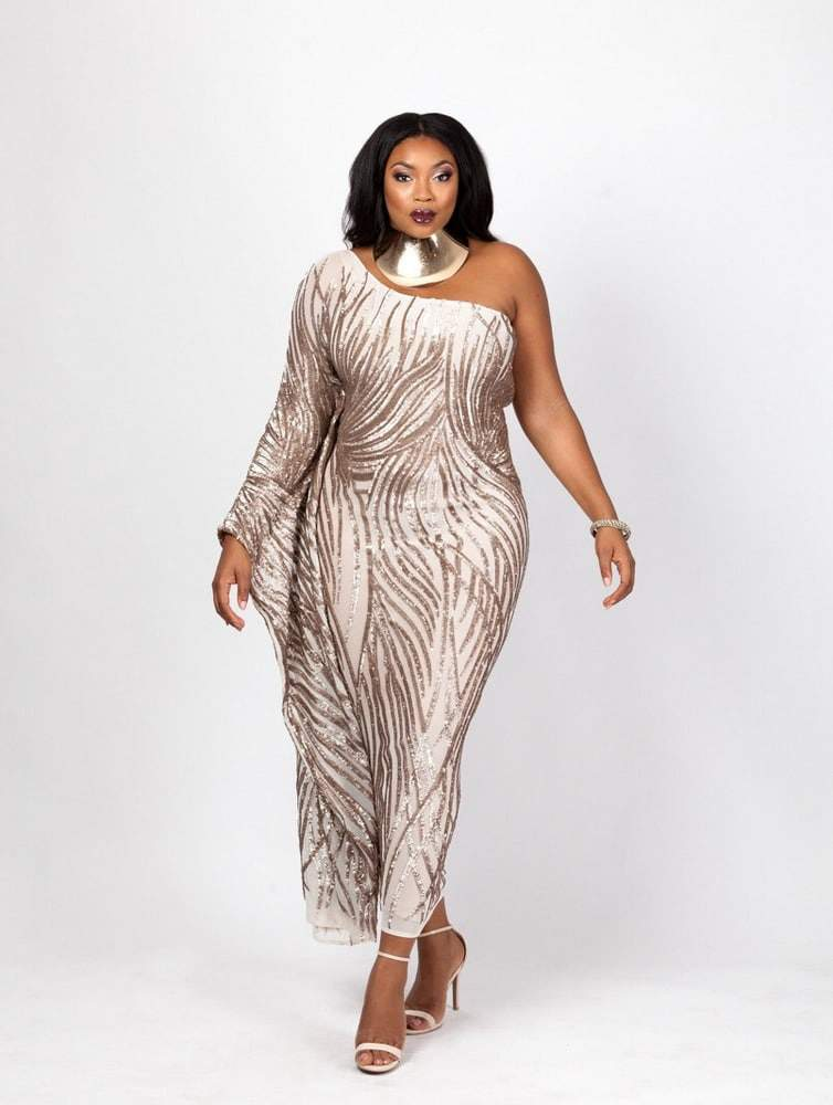 Dauxilly Plus Size Collection