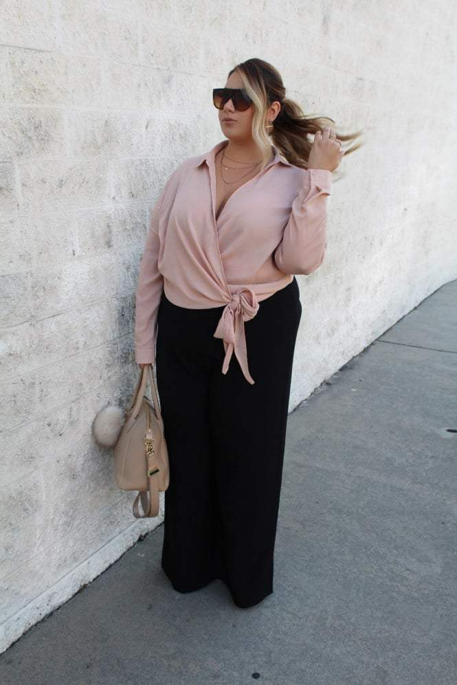 Plus Size Fashion Blogger Spotlight: Blair of Note Blair