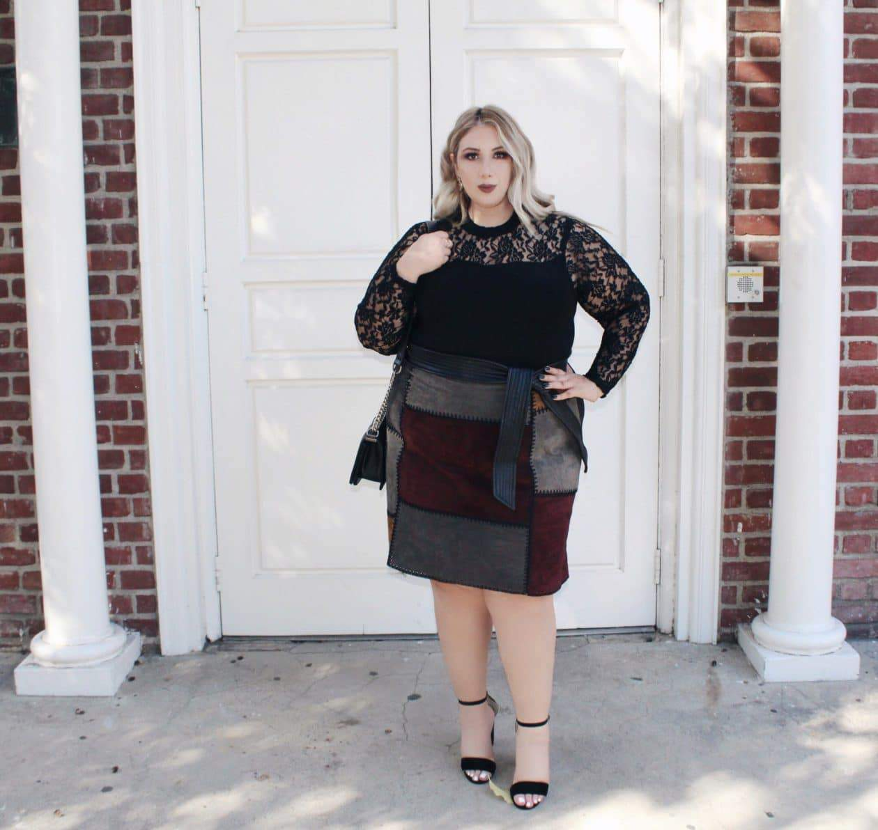 Plus Size Fashion Blogger Spotlight: Blair of Note Blair