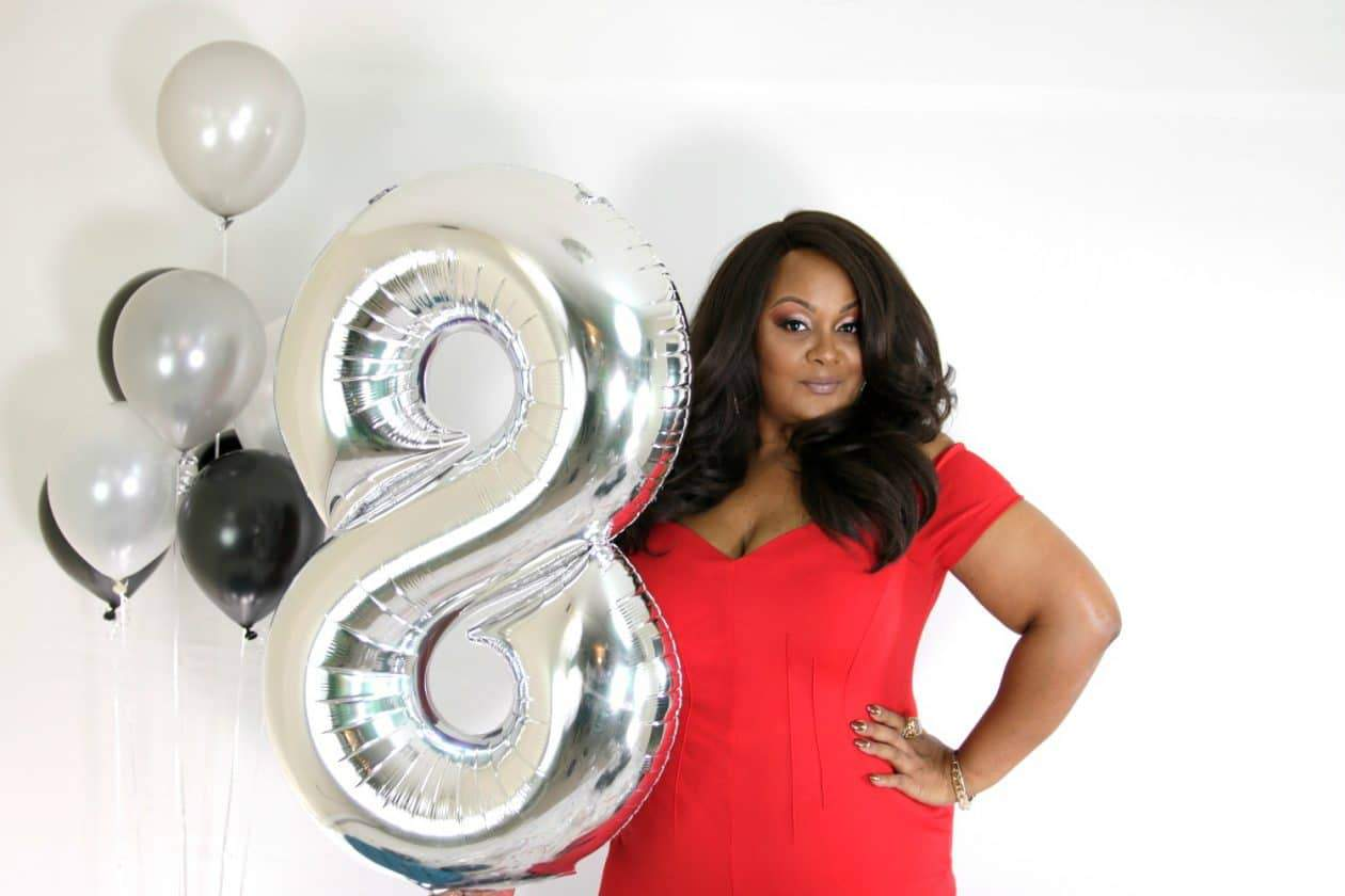 The Curvy Fashionista turns 8, Chic and Curvy
