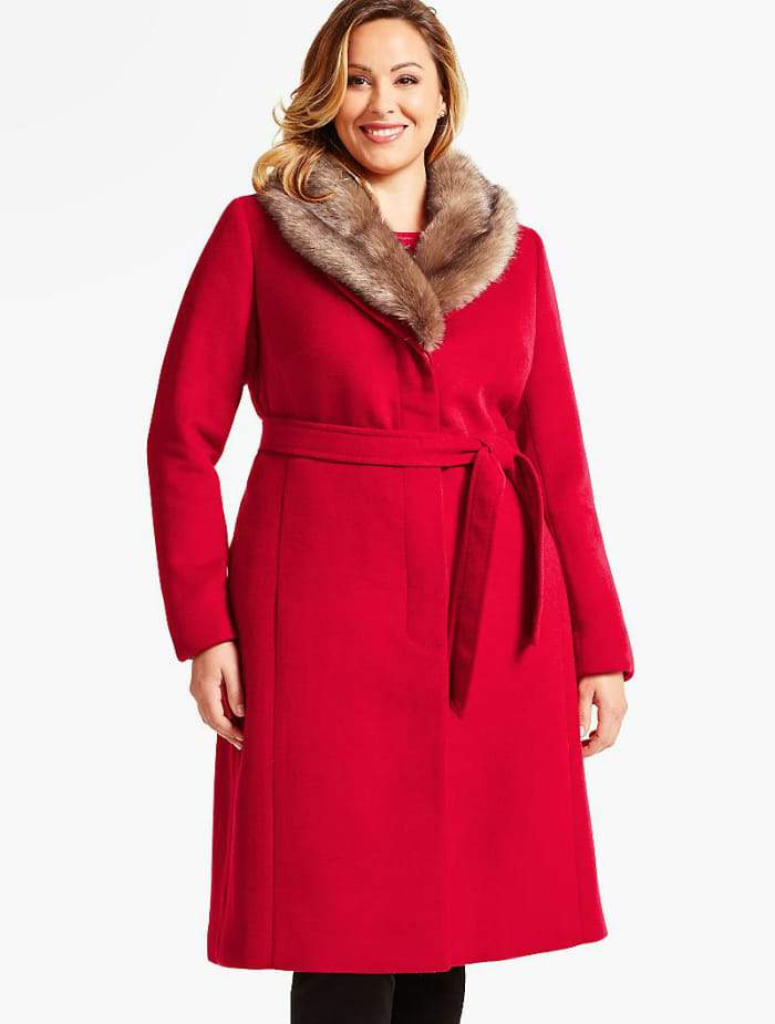Statement Coats to Brighten Winter Days (11)