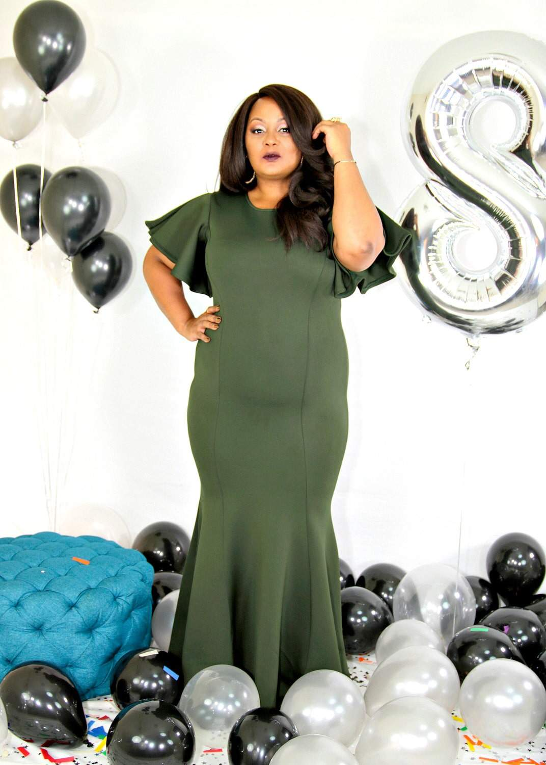 The Curvy Fashionista turns 8 with Chic and Curvy