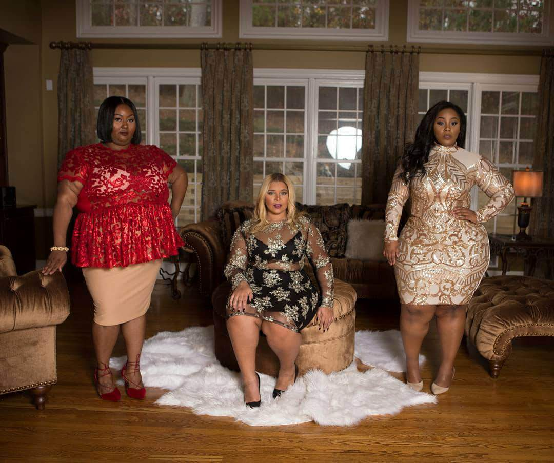 Heat Up The Holidays with Miss Diva Kurves Holiday 2016 Collection