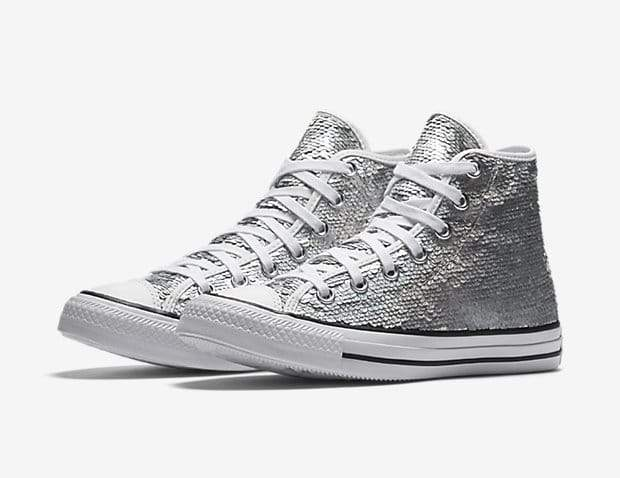 CONVERSE CHUCK TAYLOR ALL STAR SEQUINS HIGH TOP