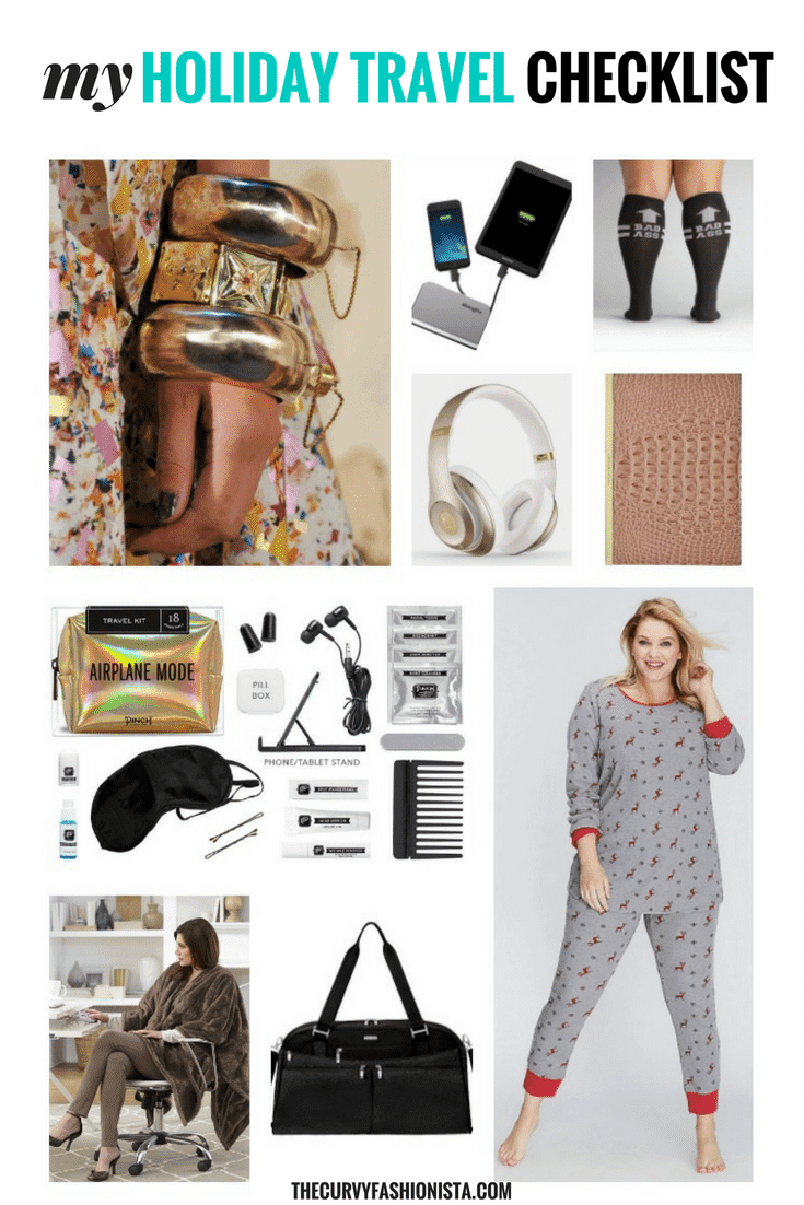 My 10 Holiday Travel Must Haves