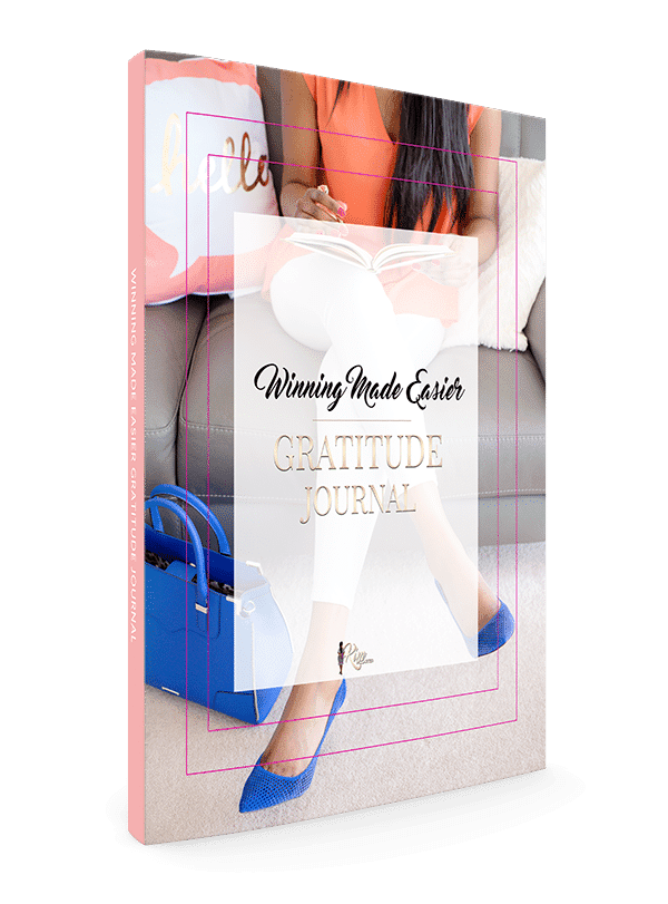 Gratitude Journal by Kim McCarter
